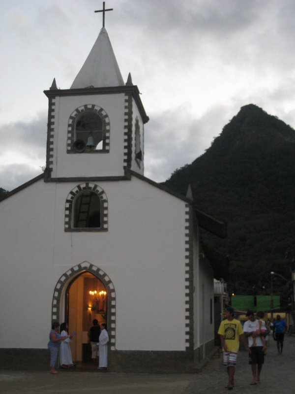 Ilha Grande church