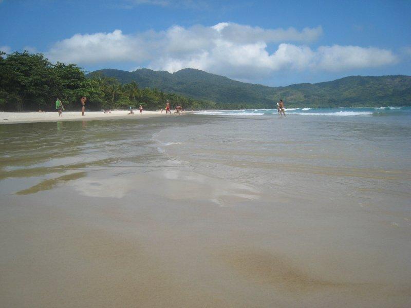 Ilha Grande Praia Lopez Mendez