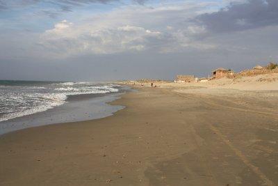Beach Mancora!