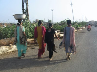 Women at work - Veraval
