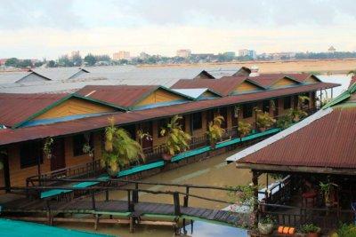 Phnom Penh waterfront