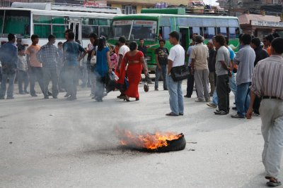 Protest Nepal