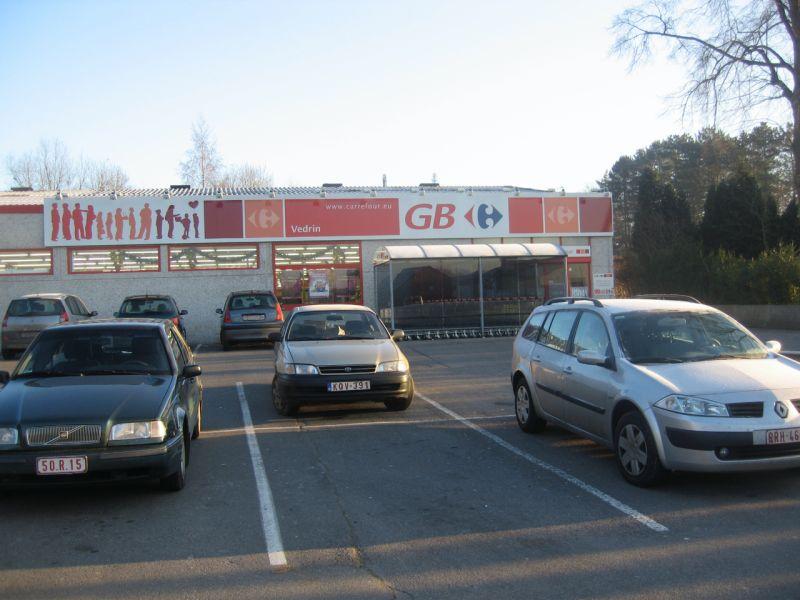 Bertha Super Market Carpark