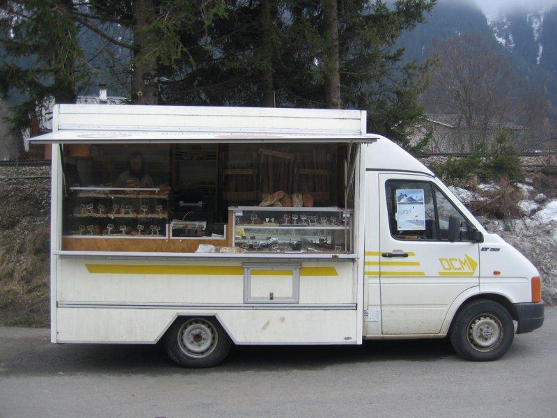 Sandwich Van Chamonix