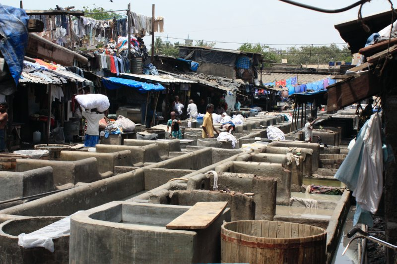 Dhobi Washing Ghat