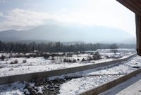 Bansko, Bulgaria Apartment View