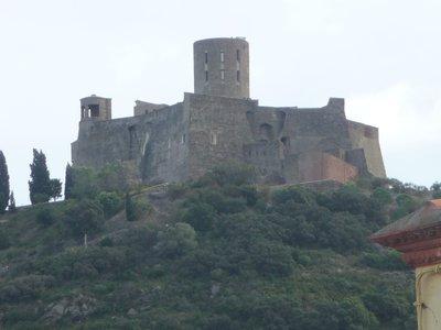Collioure Castle