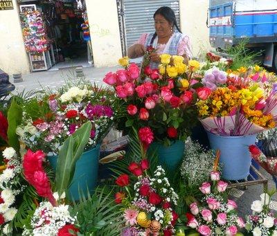 Rose market