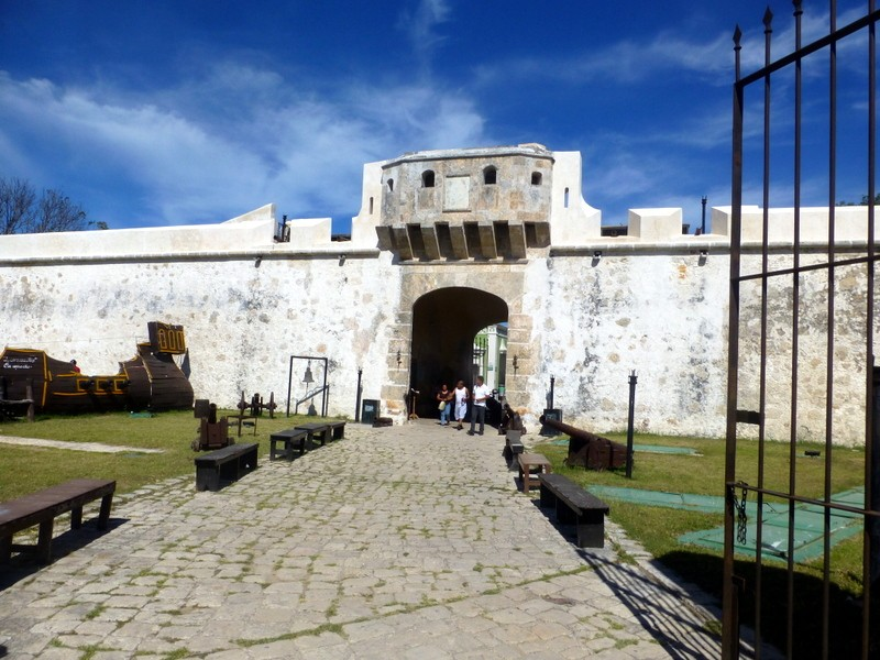 City Wall Campeche