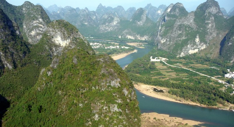 Li River Valley