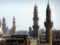 Cairo minarets
