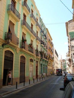 VAL03 Calle in Valencia