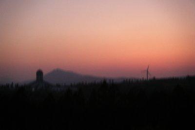Jungmun Sunset