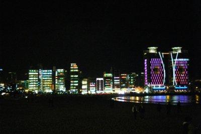 Gwangandae beach, Busan