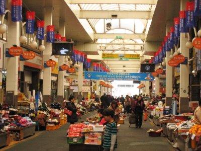 Market, Seogwipo, Jeju