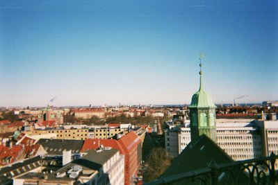 View from the Round Tower