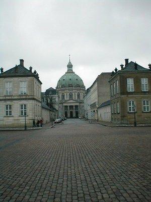 Church near Royal Palace