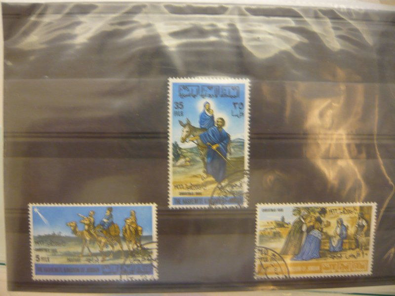 Stamps from israel