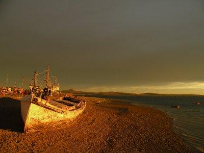 Sunrise - San Juan