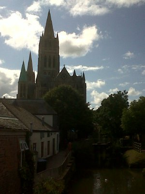 Truro cathedral.