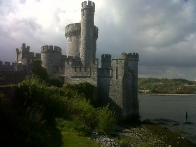 Blackrock Castle is just down the road, which now houses an observatory