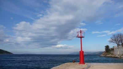Osor Sea & Sky view