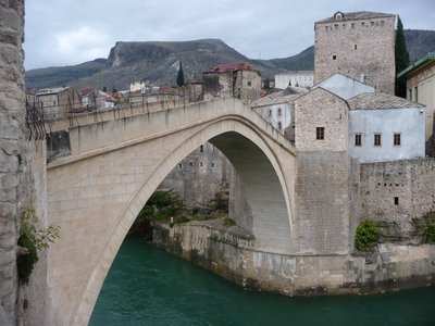 Mostar - The Old Bridge