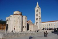 Zadar - Sveti Donat Church