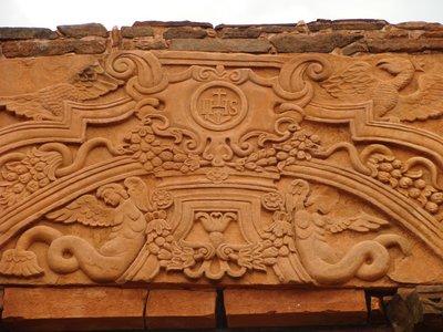San Ignacio sign