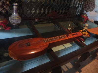 Chiang Mai Plaza Hotel Instrument
