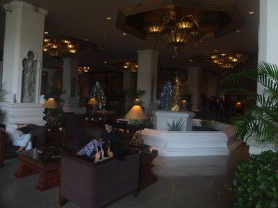 Chiang Mai Plaza Hotel Lobby