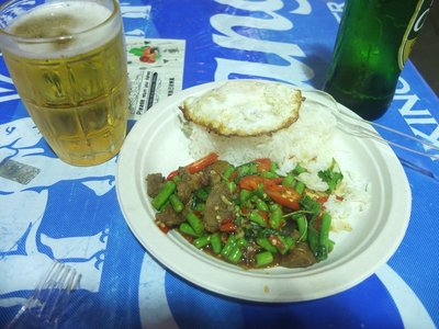 Basil and Beef and Beer
