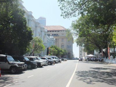 Colombo Fort Area