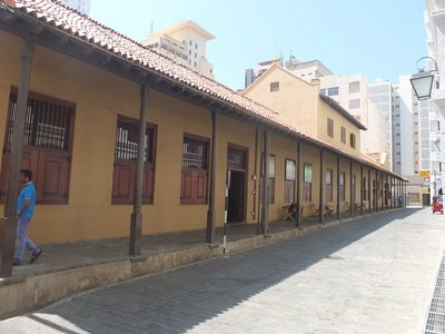 Dutch Hospital Precinct, Colombo