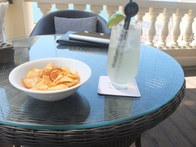 G&T @ Galle Face Hotel
