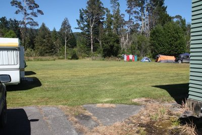 Camping ground @ Seddonville