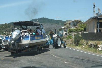 Marahau Water Taxi