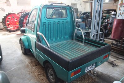 Daihatsu - World's Smallest Truck