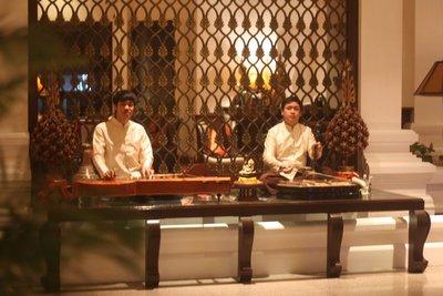 Chiang Mai Plaza Hotel Musicians