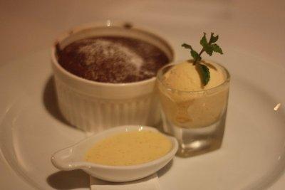 Dessert @ David's Kitchen