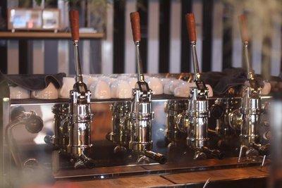 Machine @ Marktel Coffee