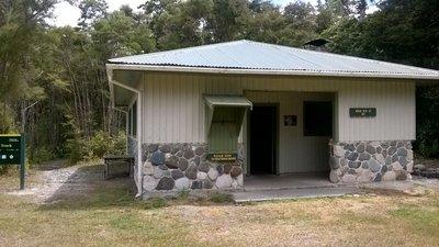Brown's Hut - Heaphy