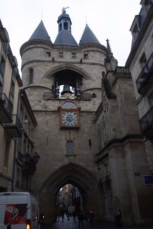 Grosse Cloche, Porte Saint-Éloy