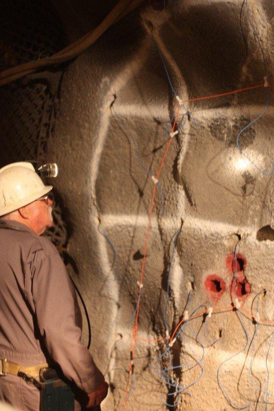 Explosive System @ Kimberley Mine