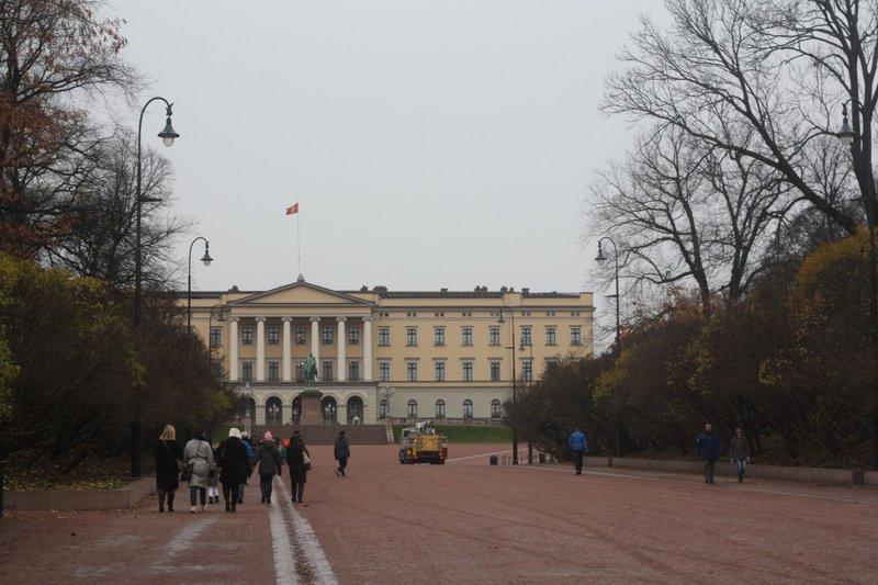 Palace, Oslo