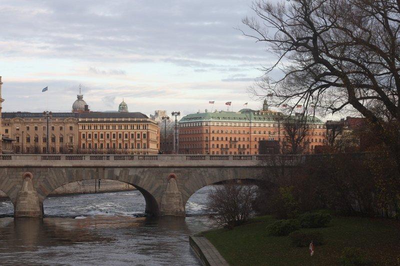 Random Bridge, Stockholm