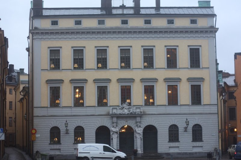 Most Beautiful House in Stockholm