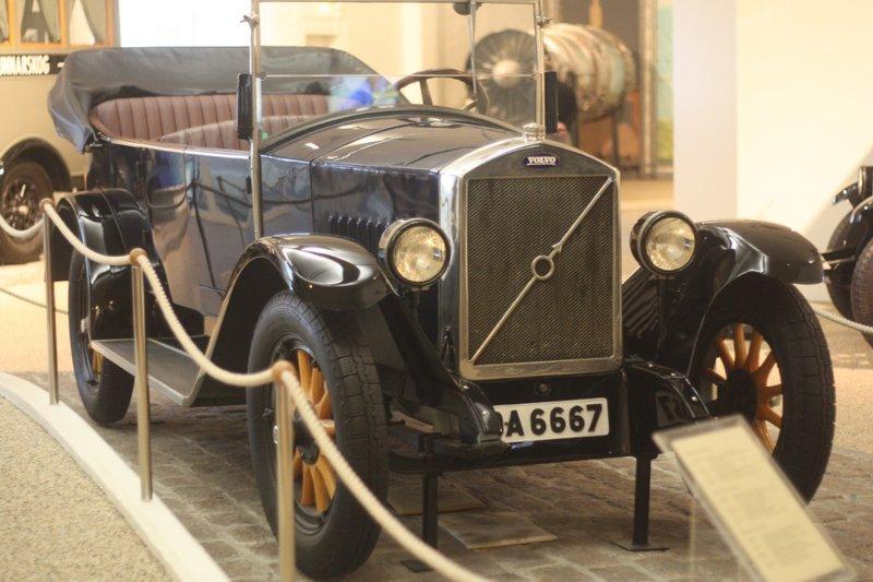 First Volvo