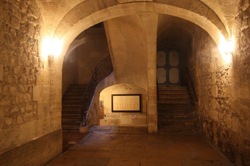 Entrance to Musée du Vin et du Négoce de Bordeaux