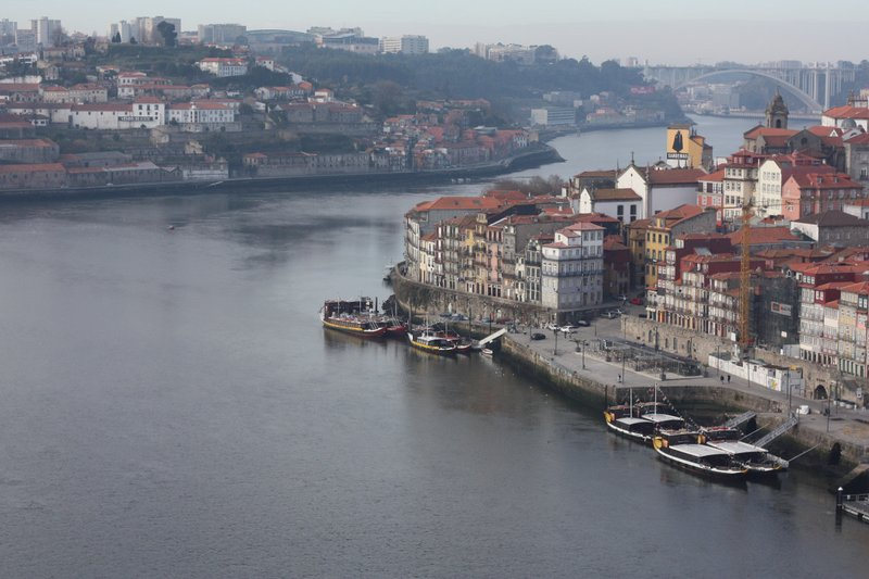 River Douro, looking west